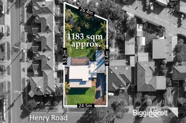 5 Henry Road, Wantirna South VIC 3152
