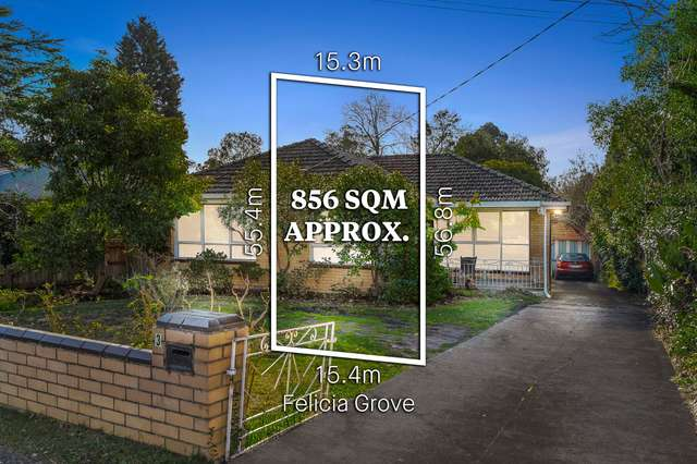 3 Felicia Grove, Forest Hill VIC 3131