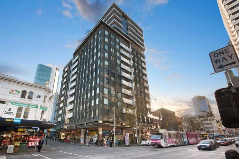 Third view of Homely apartment listing, 1003/225 Elizabeth Street, Melbourne VIC 3000