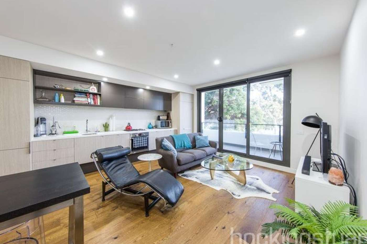 Main view of Homely apartment listing, 108/16 Anderson Street, West Melbourne VIC 3003
