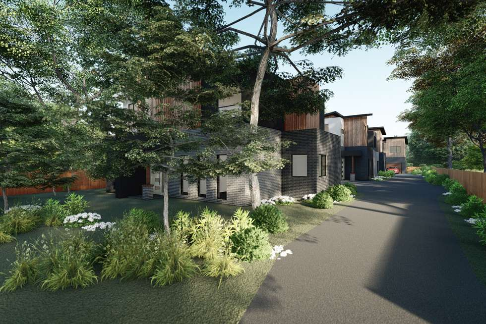 Second view of Homely townhouse listing, 432 Glenfern Road, Upwey VIC 3158