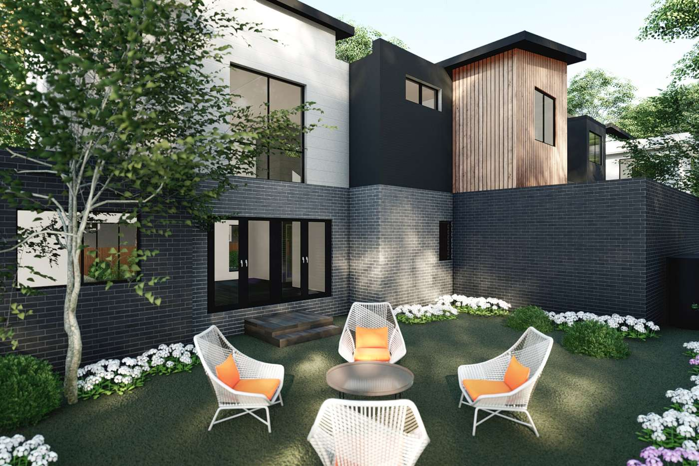 Fifth view of Homely townhouse listing, 432 Glenfern Road, Upwey VIC 3158