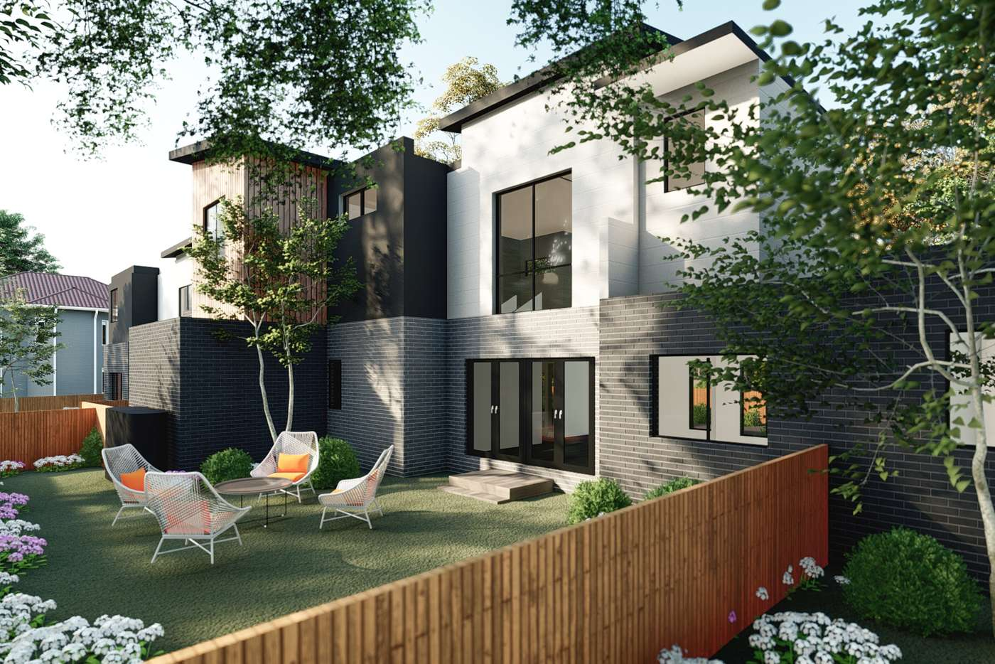 Sixth view of Homely townhouse listing, 432 Glenfern Road, Upwey VIC 3158