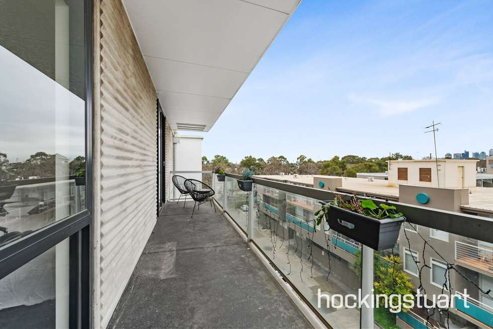 Fourth view of Homely apartment listing, 501/459 Royal Parade, Parkville VIC 3052