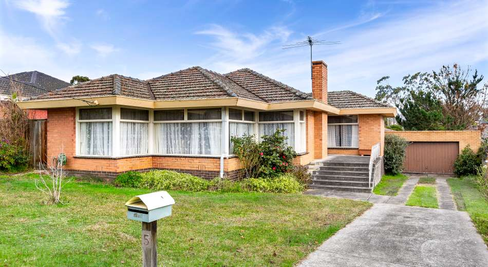 5 Aminga Avenue, Doncaster East VIC 3109