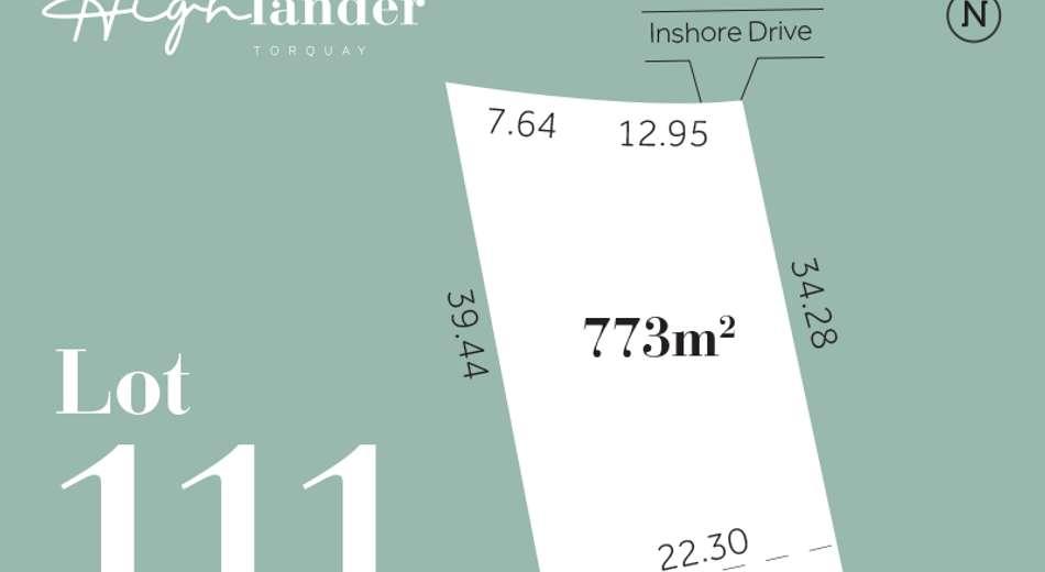 Lot 111 Highlander Estate, Torquay VIC 3228