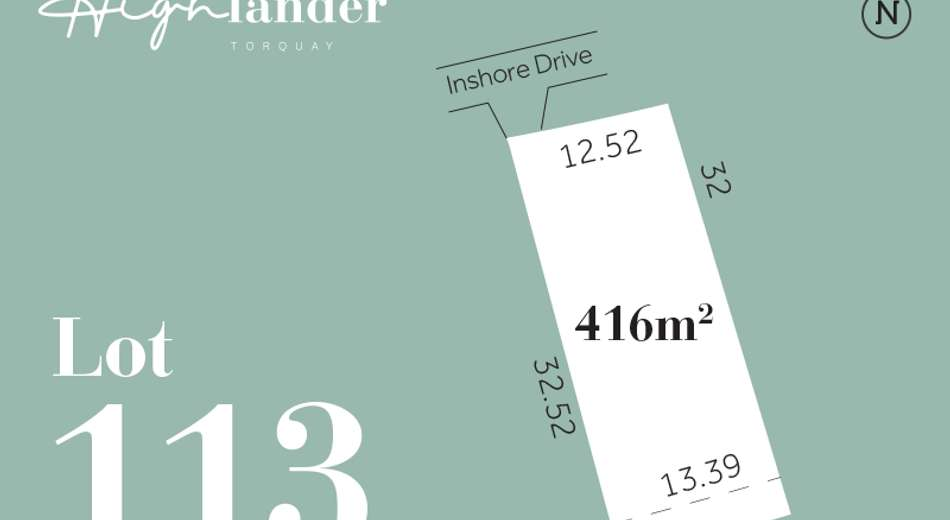 Lot 113 Highlander Estate, Torquay VIC 3228