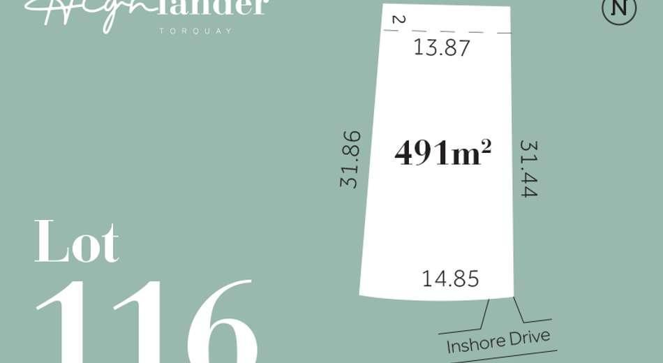 Lot 116 Highlander  Estate, Torquay VIC 3228