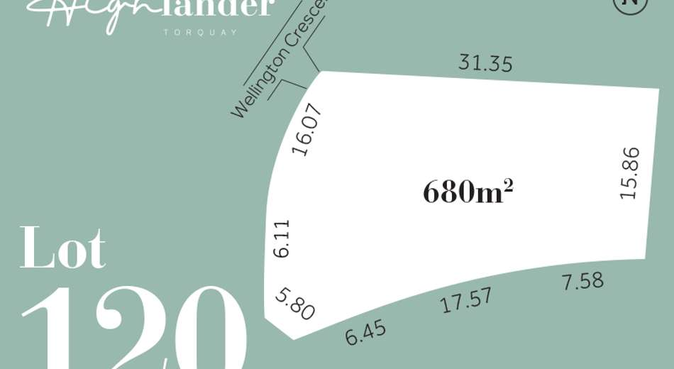 Lot 120 Highlander  Estate, Torquay VIC 3228