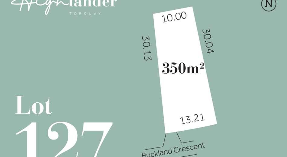 Lot 127 Highlander Estate, Torquay VIC 3228
