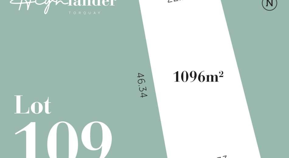 Lot 109 Highlander Estate, Torquay VIC 3228