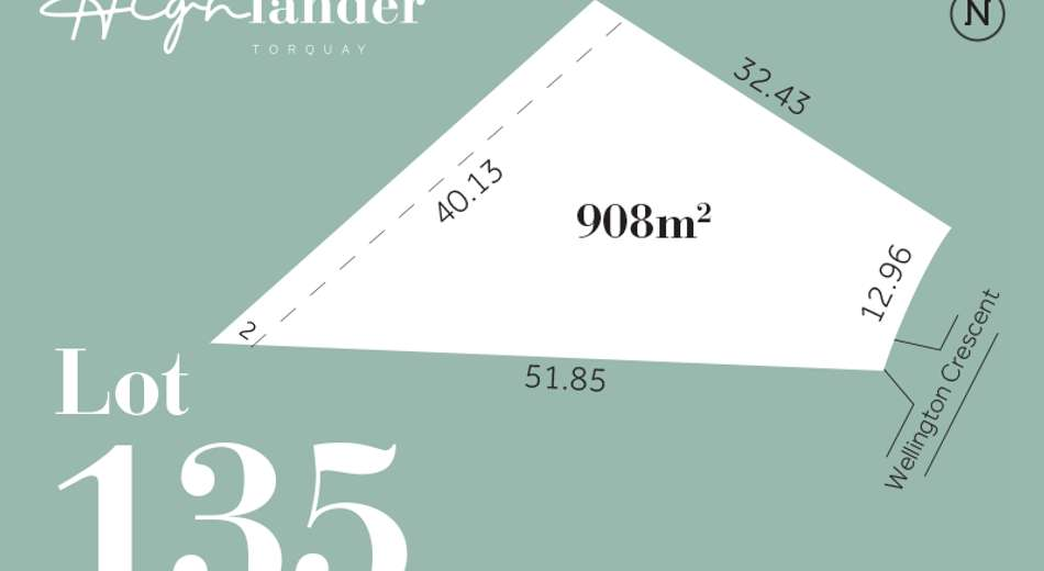 Lot 135 Highlander  Estate, Torquay VIC 3228