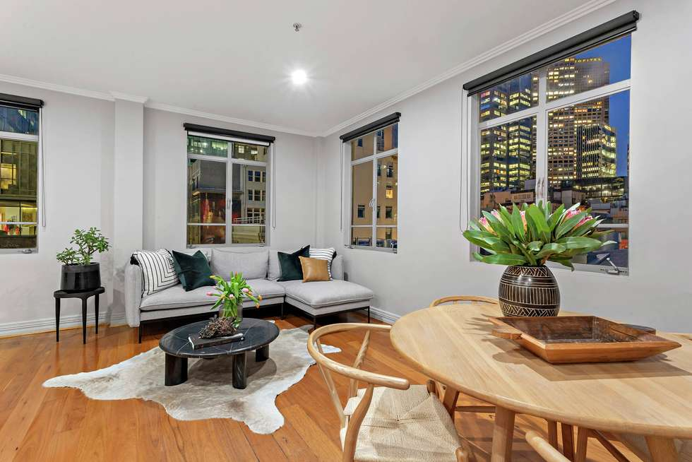 Second view of Homely apartment listing, 603/166 Flinders Street, Melbourne VIC 3000