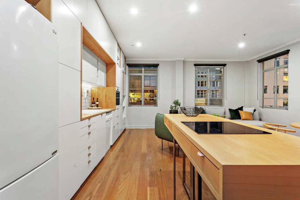 Third view of Homely apartment listing, 603/166 Flinders Street, Melbourne VIC 3000