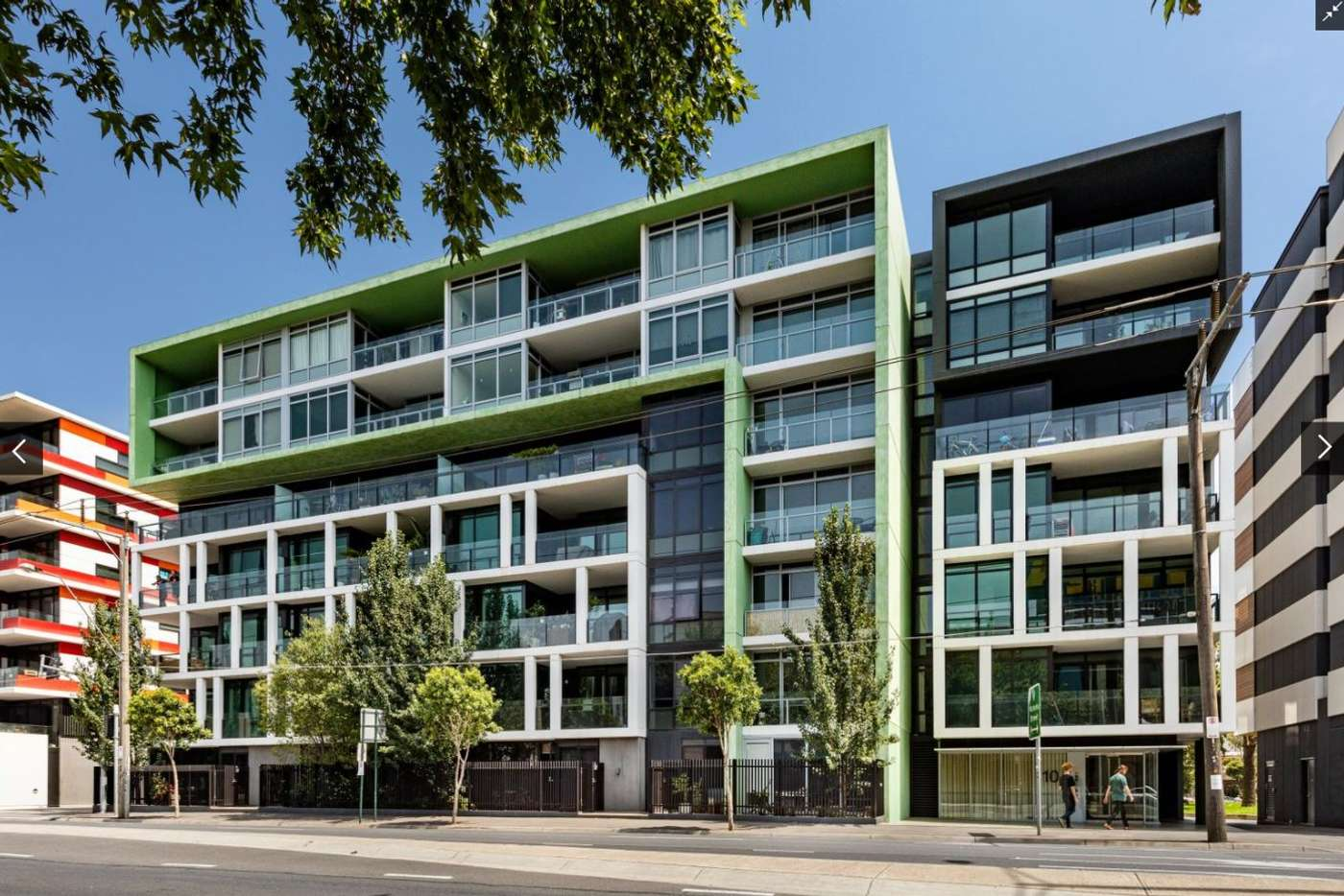 Main view of Homely apartment listing, 312/10 Burnley Street, Richmond VIC 3121