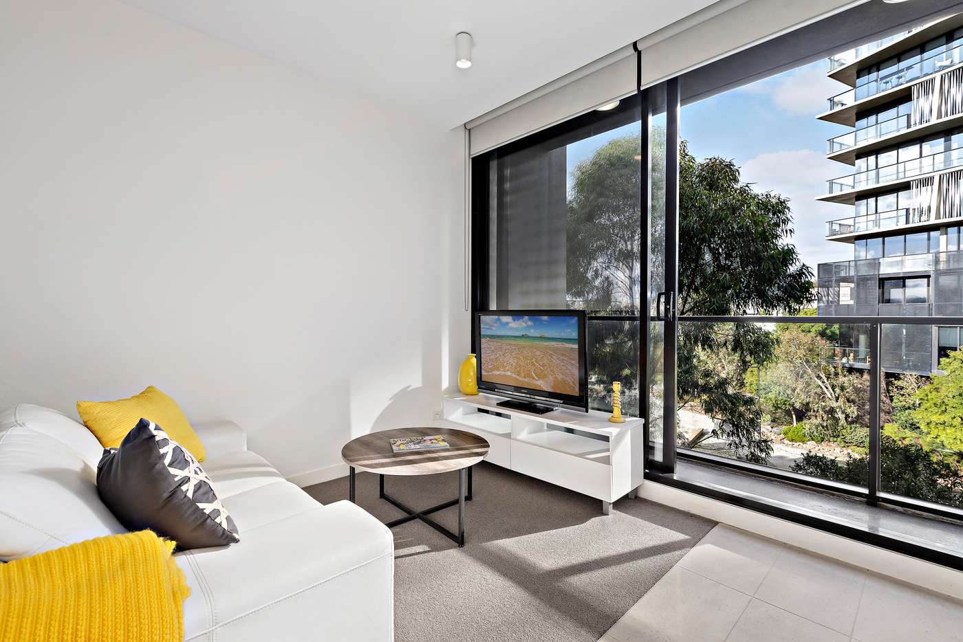Main view of Homely apartment listing, 206/3 Clara Street, South Yarra VIC 3141