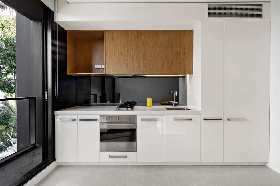 Second view of Homely apartment listing, 206/3 Clara Street, South Yarra VIC 3141