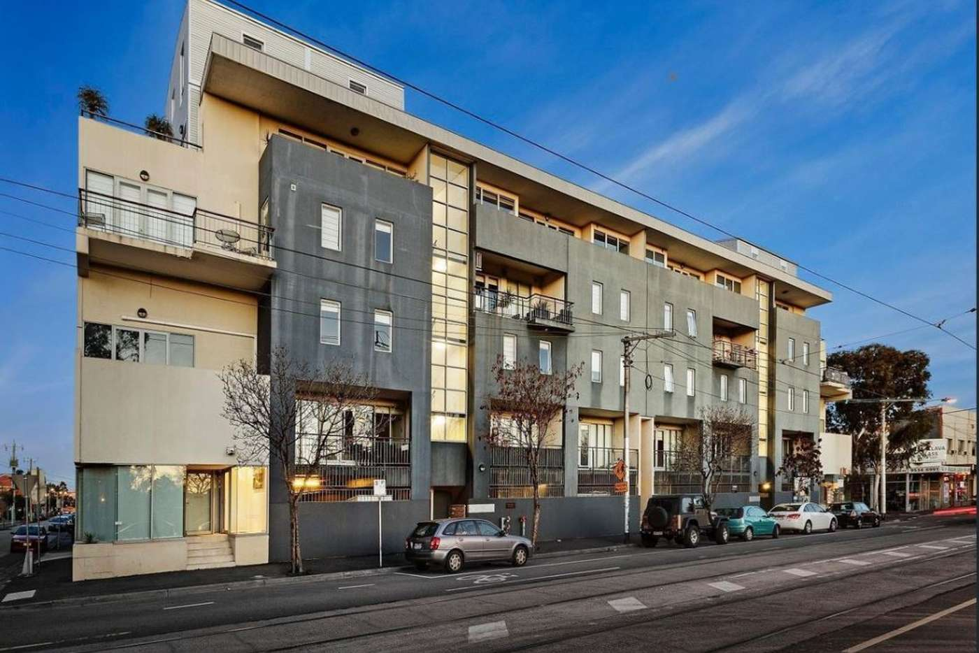 Main view of Homely apartment listing, 10B/128-140 Chapel Street, St Kilda VIC 3182