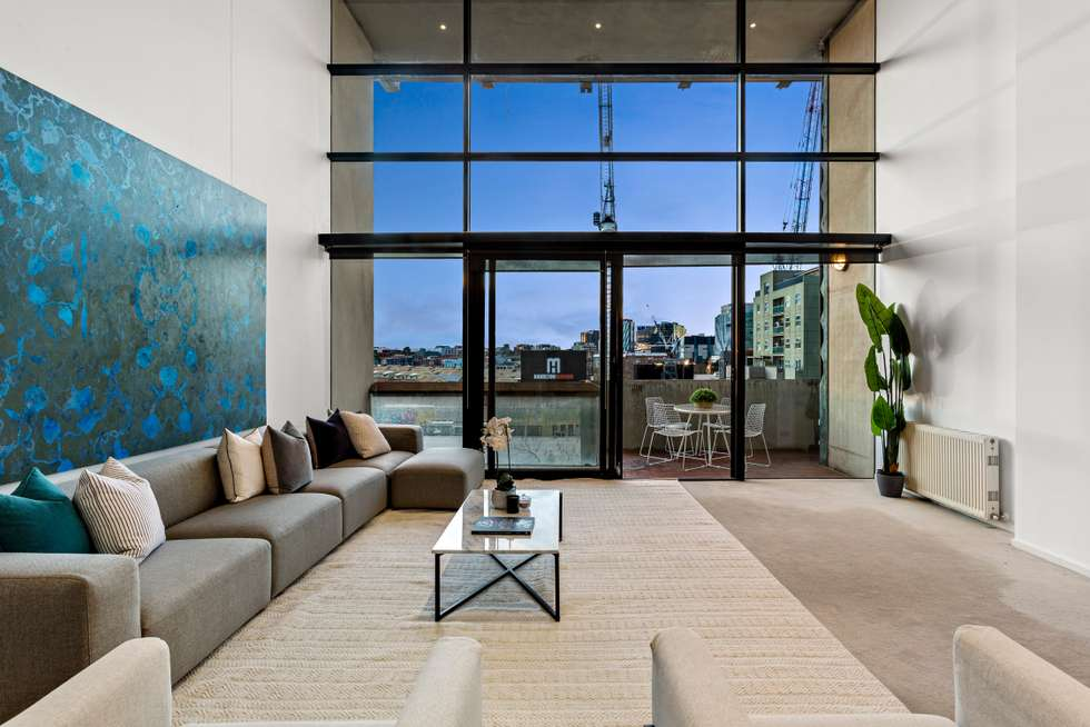 Third view of Homely apartment listing, 12/181 Franklin Street, Melbourne VIC 3000