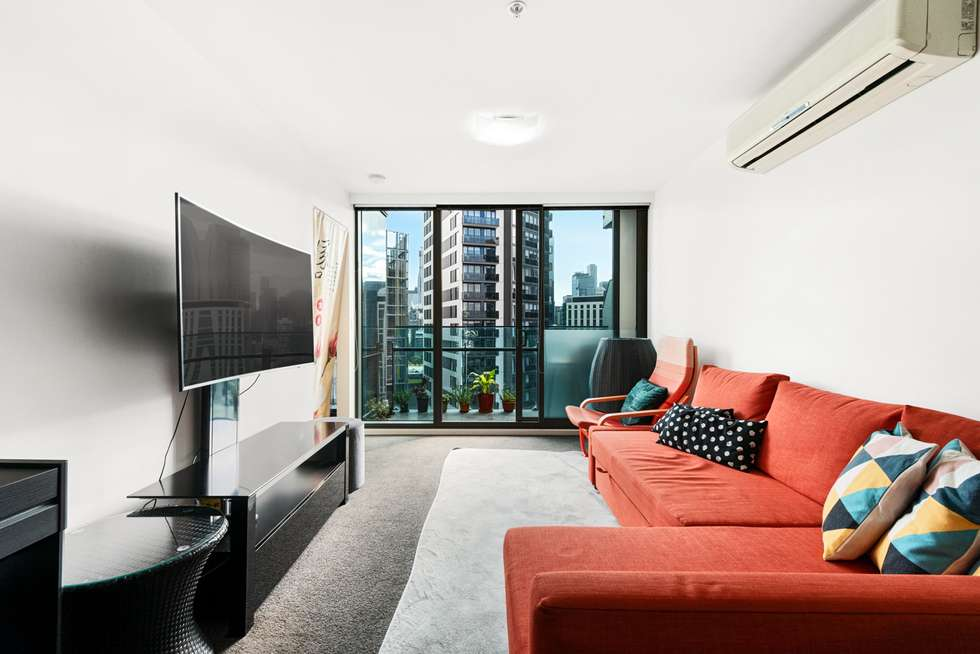 Third view of Homely apartment listing, 2110/241 City Road, Southbank VIC 3006