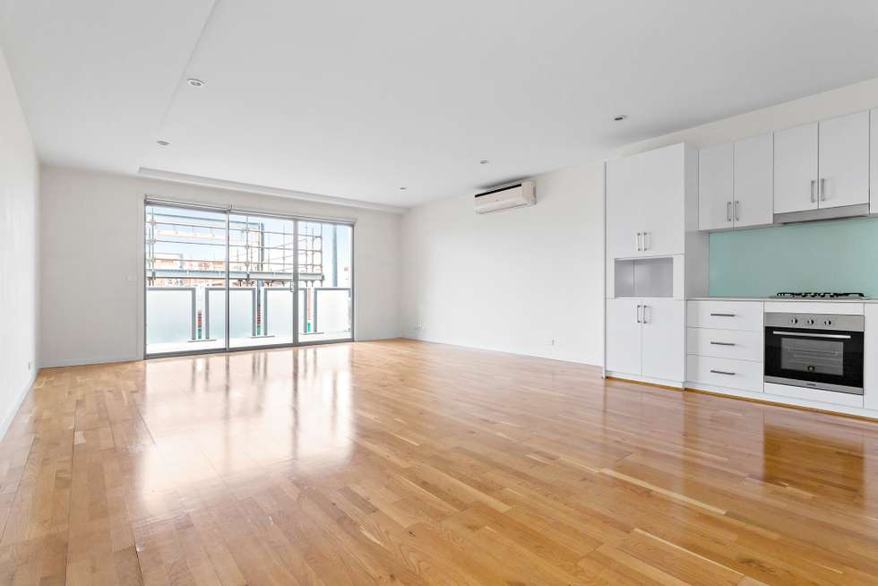Third view of Homely apartment listing, 24/10 Breese Street, Brunswick VIC 3056