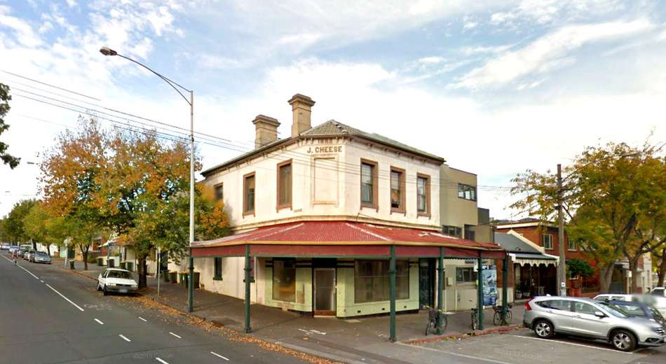 Upstairs/16 Molesworth Street, North Melbourne VIC 3051