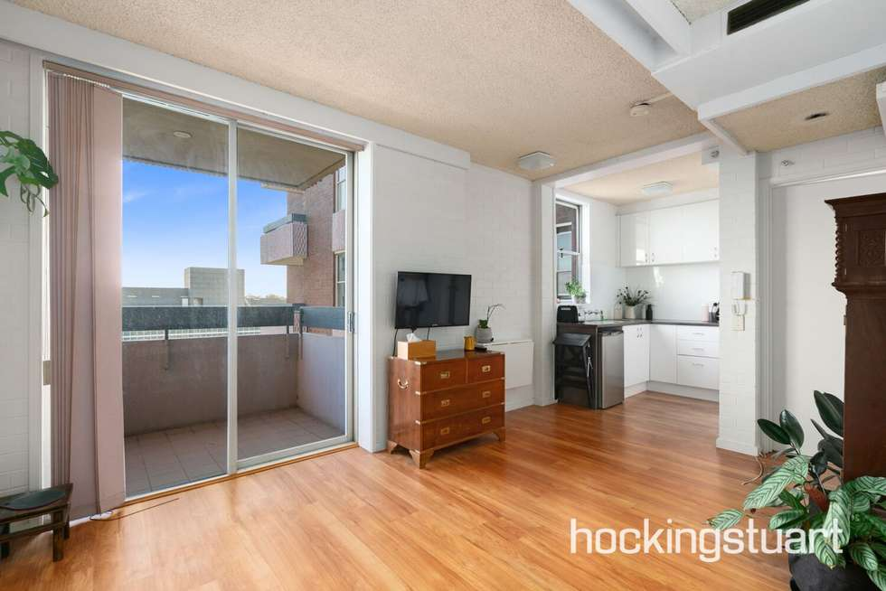 Fourth view of Homely apartment listing, 98/171 Flemington Road, North Melbourne VIC 3051