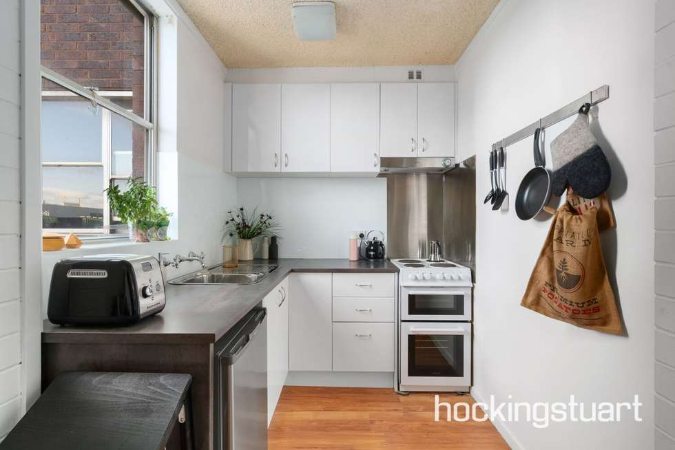Fifth view of Homely apartment listing, 98/171 Flemington Road, North Melbourne VIC 3051