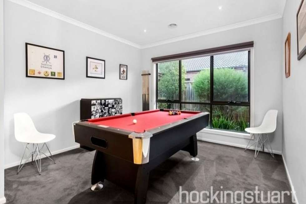 Fifth view of Homely house listing, 91 Fongeo Drive, Point Cook VIC 3030