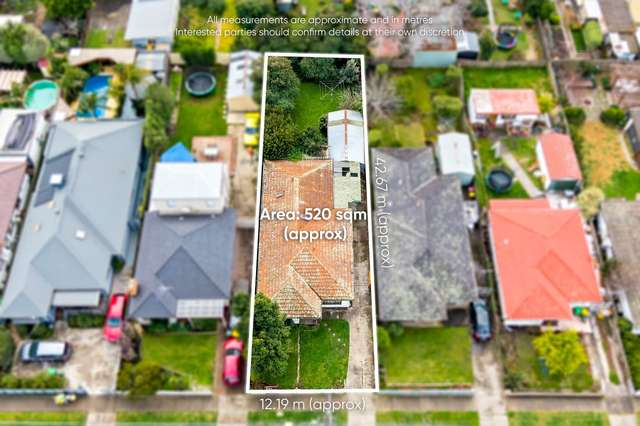 72 Benbow Street, Yarraville VIC 3013