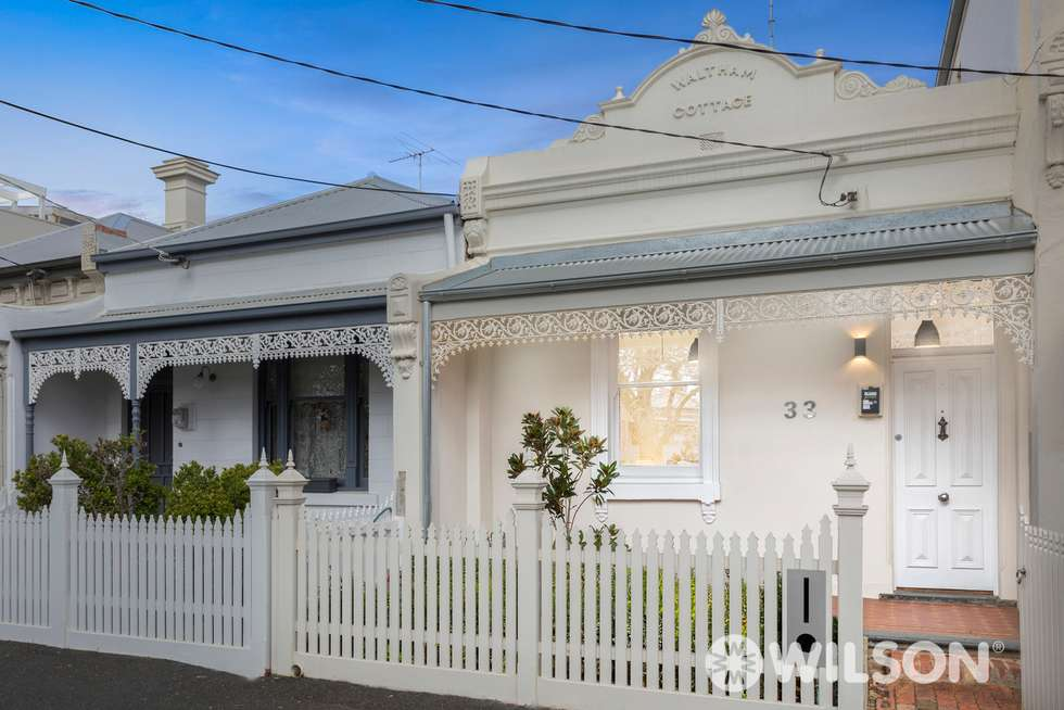Second view of Homely terrace listing, 33 St Vincent Street, Albert Park VIC 3206
