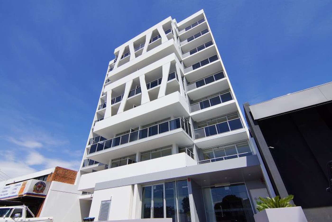 Main view of Homely apartment listing, 102/33 Racecourse Road, North Melbourne VIC 3051