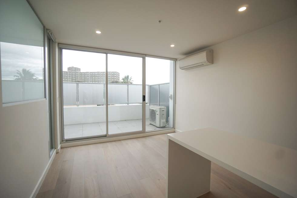 Second view of Homely apartment listing, 102/33 Racecourse Road, North Melbourne VIC 3051