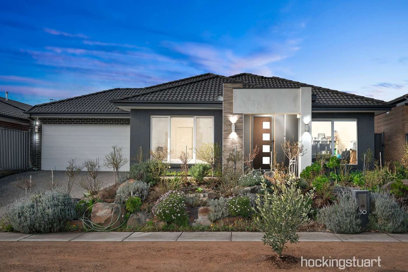Main view of Homely house listing, 30 Fortescue Boulevard, Manor Lakes VIC 3024