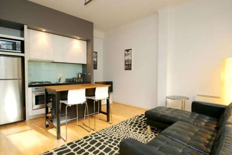 Fifth view of Homely apartment listing, 921/422 Collins Street, Melbourne VIC 3000