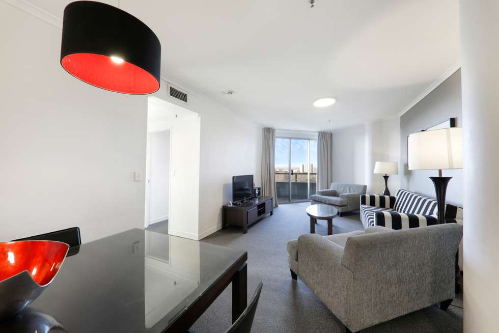 Second view of Homely apartment listing, 1003/333 Exhibition Street, Melbourne VIC 3000