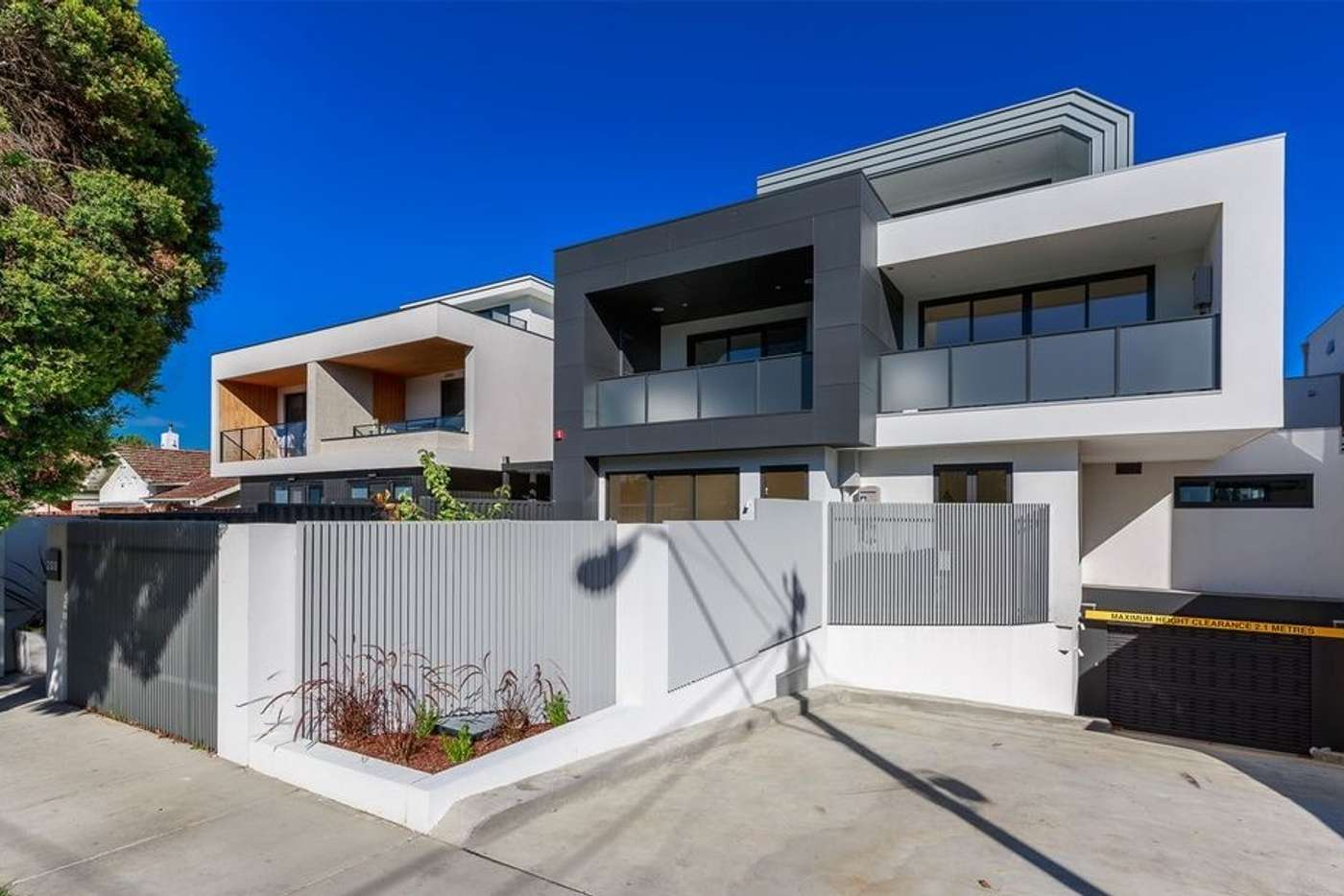Main view of Homely apartment listing, 101/288 Hawthorn Road, Caulfield VIC 3162