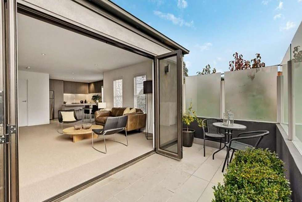 Third view of Homely townhouse listing, 3 Bank Street, Richmond VIC 3121