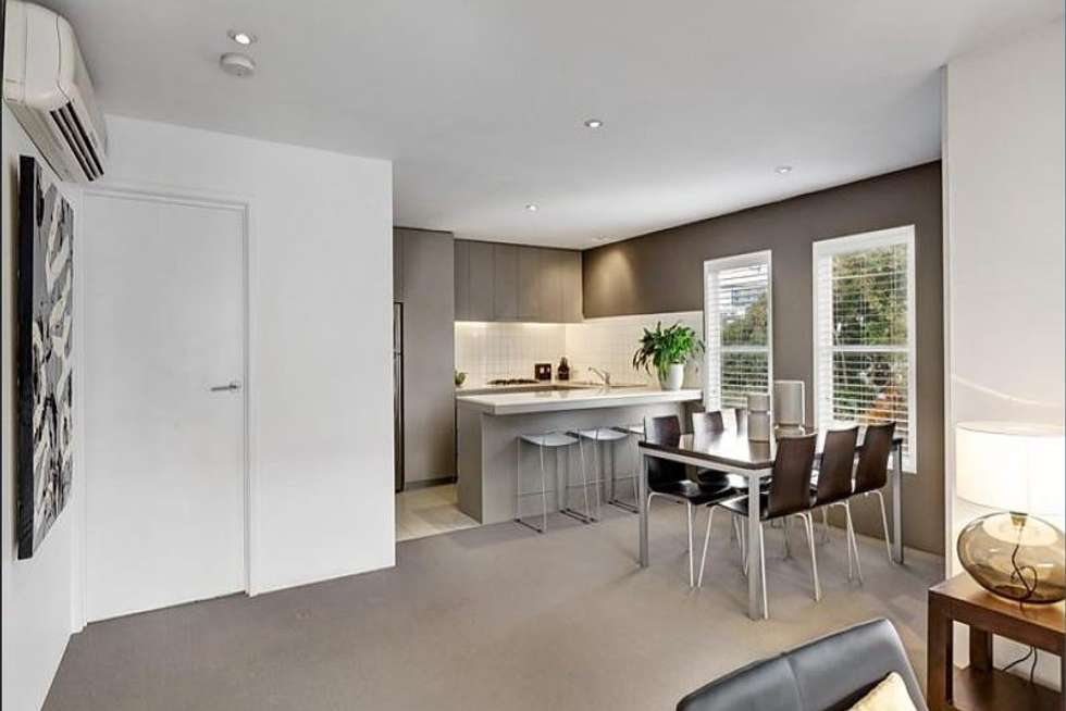 Fourth view of Homely townhouse listing, 3 Bank Street, Richmond VIC 3121