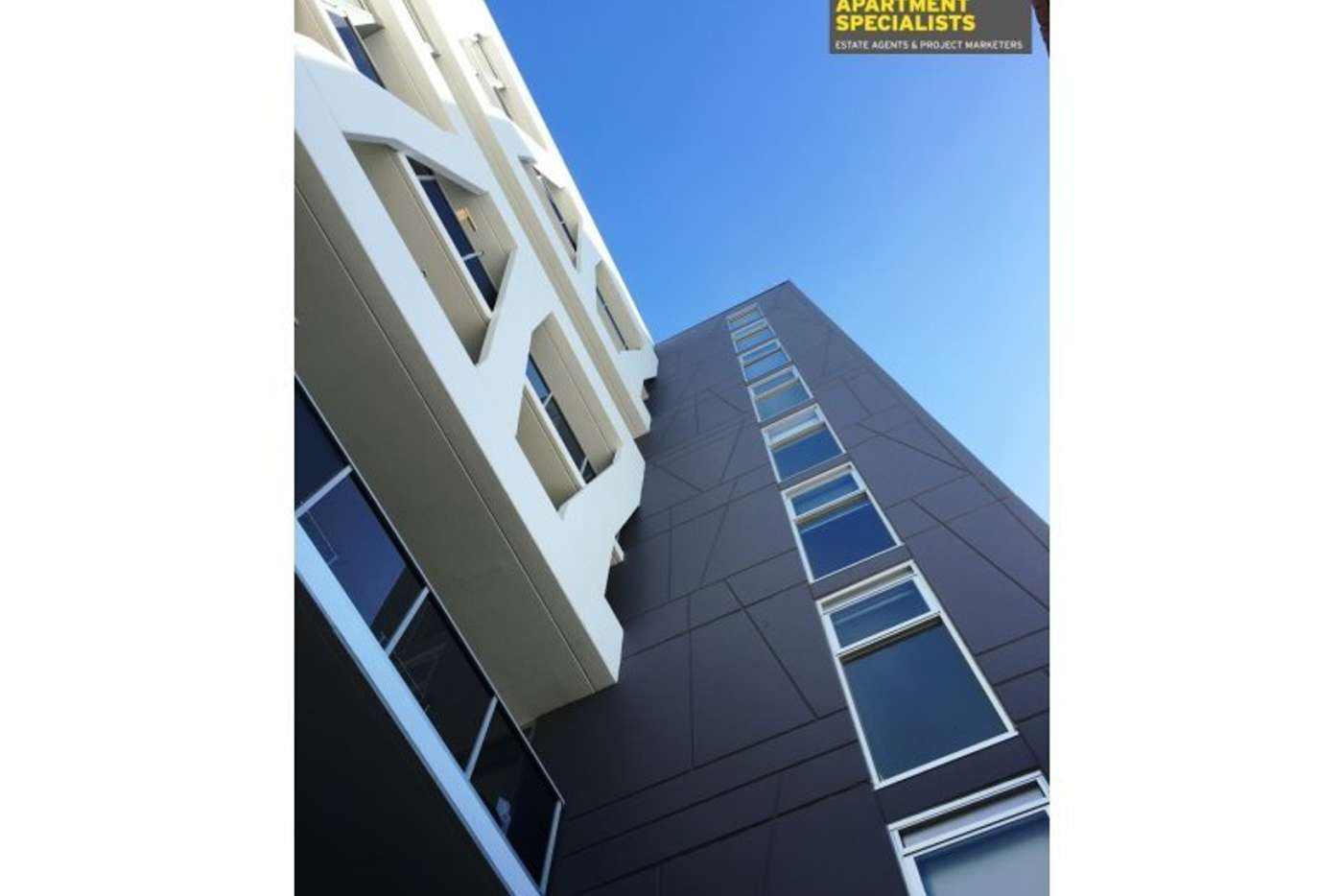 Main view of Homely apartment listing, 801/33 Racecourse Road, North Melbourne VIC 3051