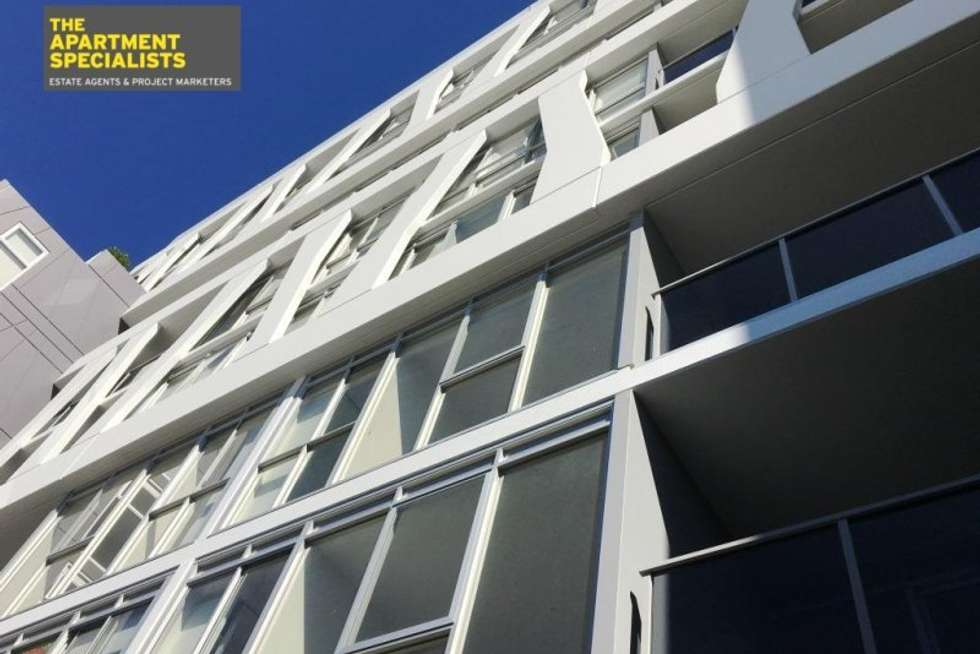 Second view of Homely apartment listing, 801/33 Racecourse Road, North Melbourne VIC 3051
