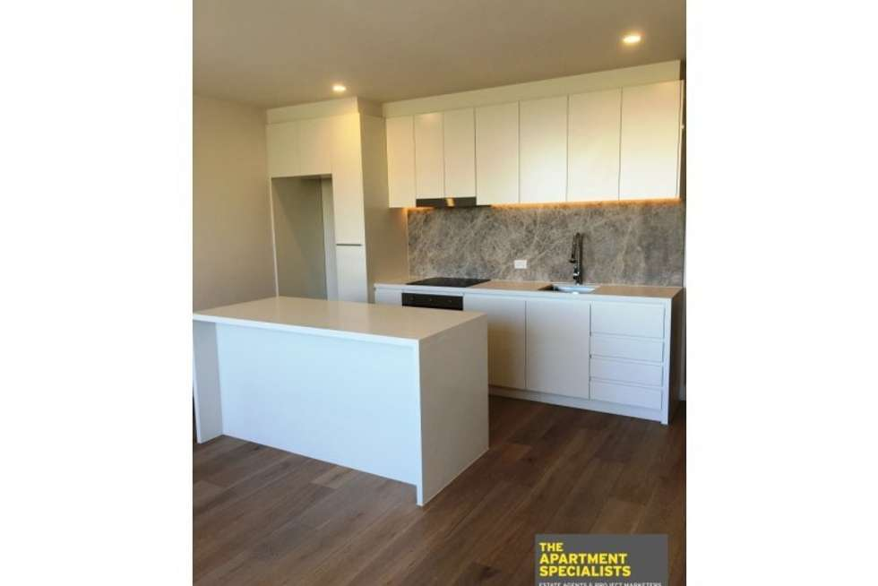 Fourth view of Homely apartment listing, 801/33 Racecourse Road, North Melbourne VIC 3051