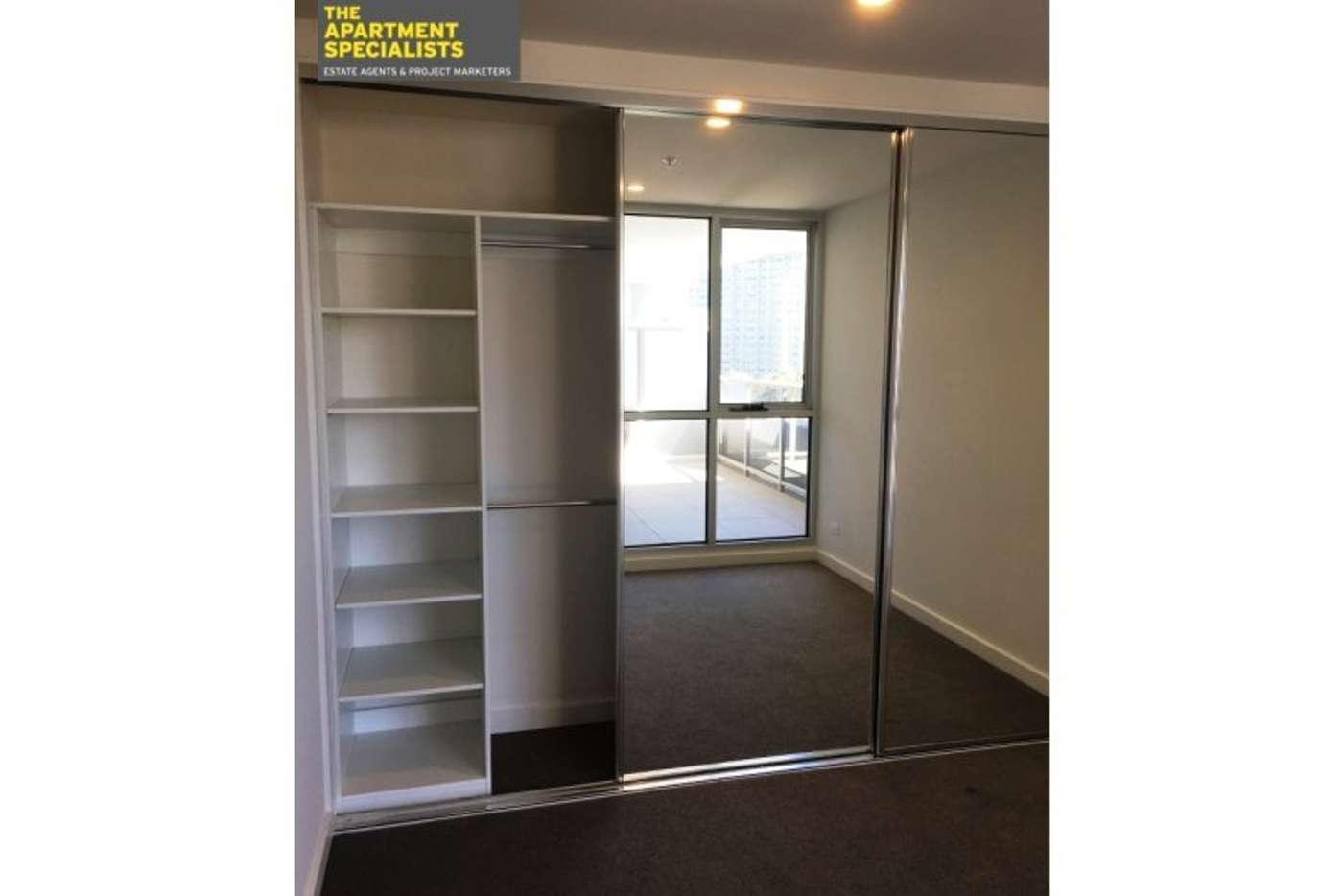 Sixth view of Homely apartment listing, 801/33 Racecourse Road, North Melbourne VIC 3051