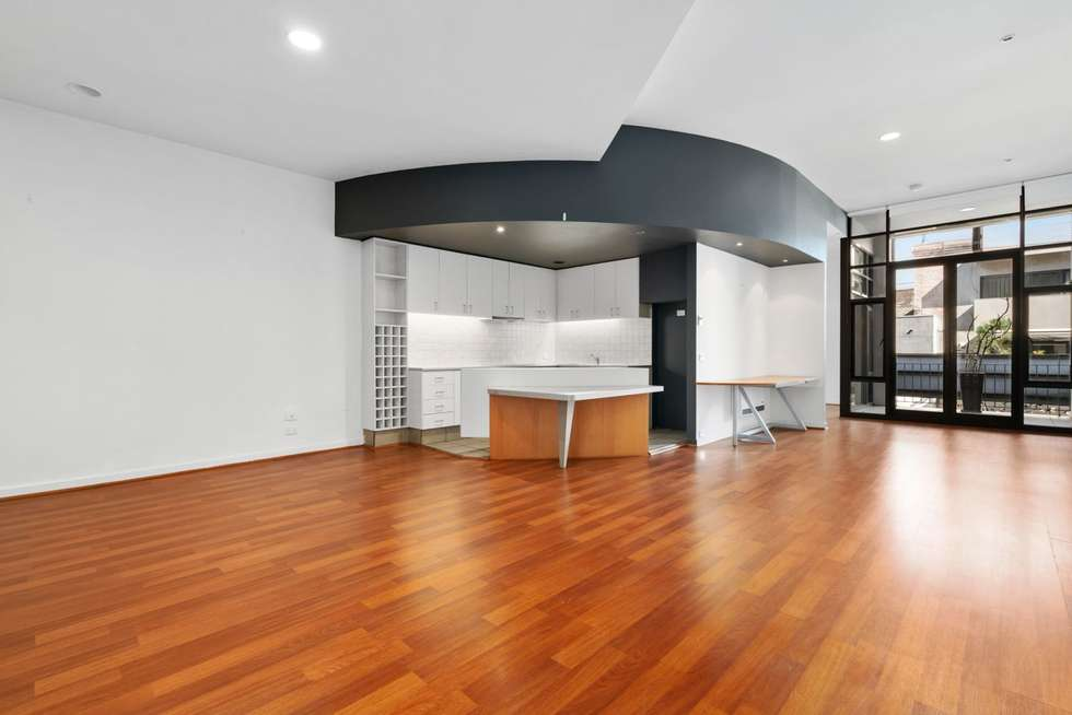 Third view of Homely apartment listing, 2/1-9 Little Leveson Street, North Melbourne VIC 3051