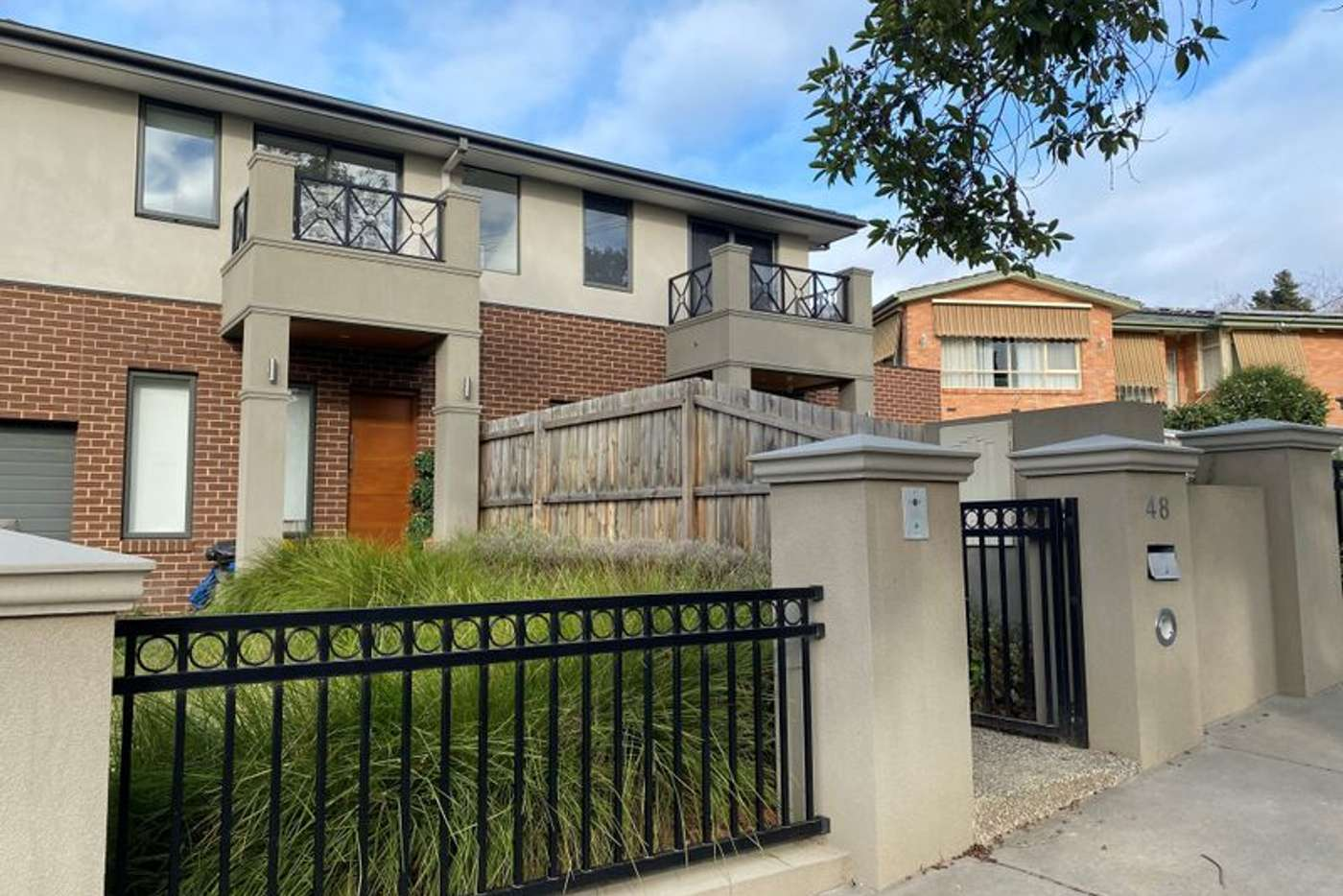 Main view of Homely townhouse listing, 48 Trentwood Avenue, Balwyn North VIC 3104