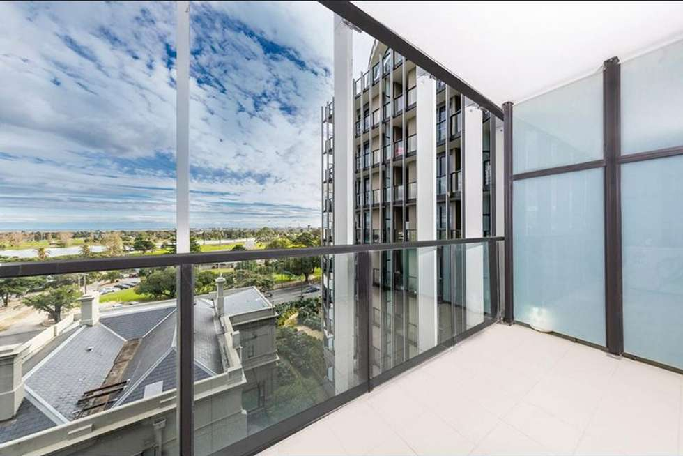 Second view of Homely apartment listing, 511/55 Queens Road, Melbourne VIC 3004