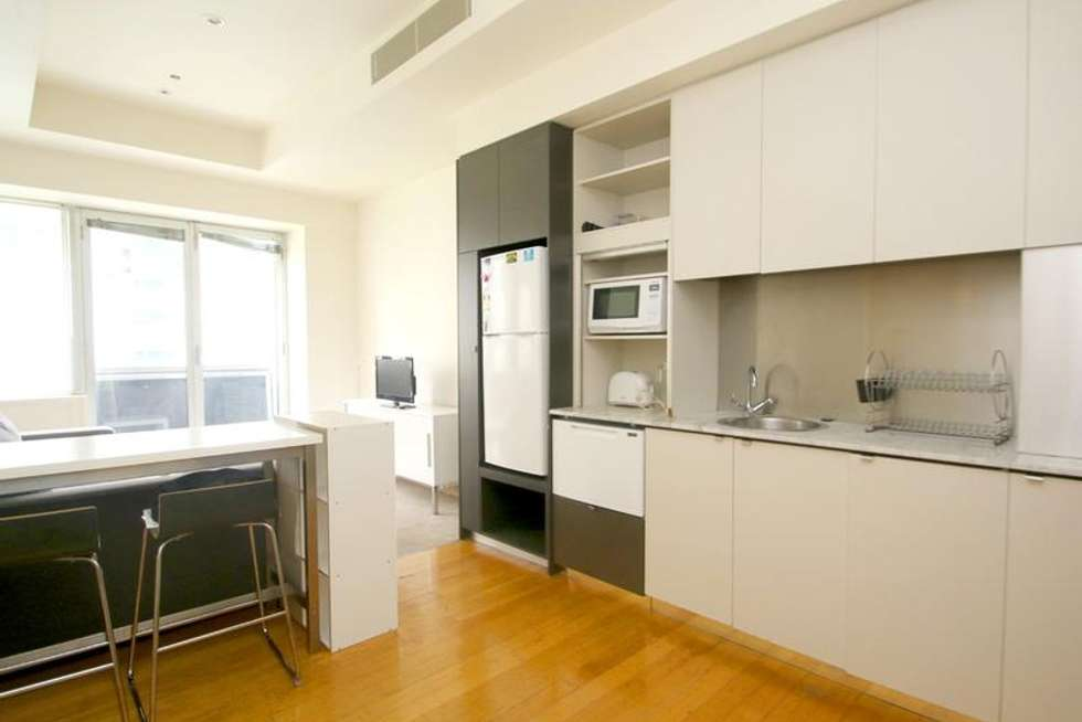 Third view of Homely apartment listing, 504/233 Collins Street, Melbourne VIC 3000