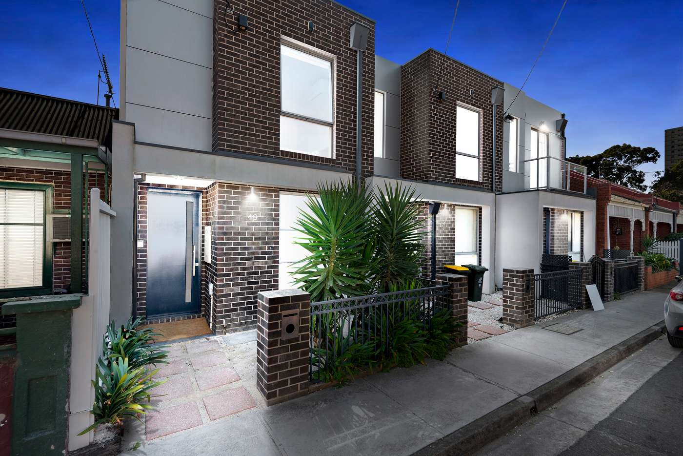 Main view of Homely townhouse listing, 49 Garfield Street, Richmond VIC 3121