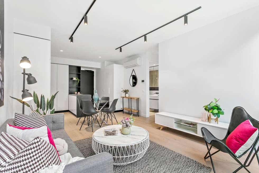 Third view of Homely apartment listing, 199 Peel Street, North Melbourne VIC 3051