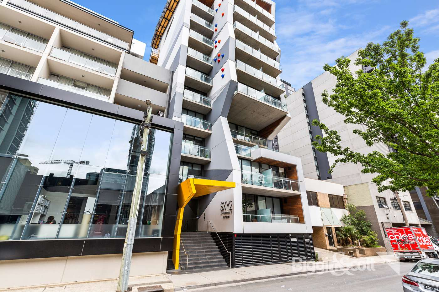 Main view of Homely apartment listing, 304/33 Claremont Street, South Yarra VIC 3141